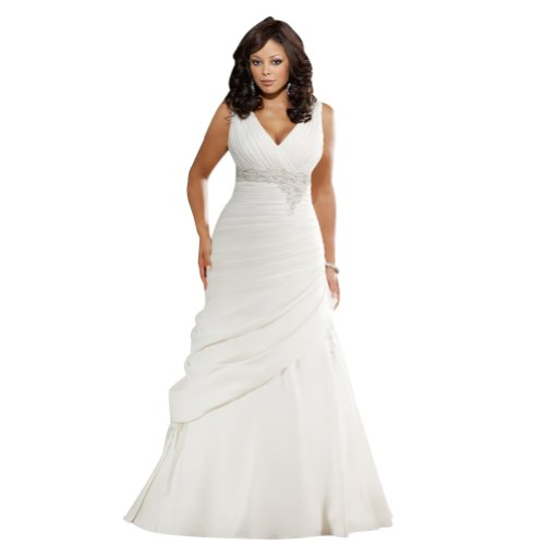discount wedding dresses size 16