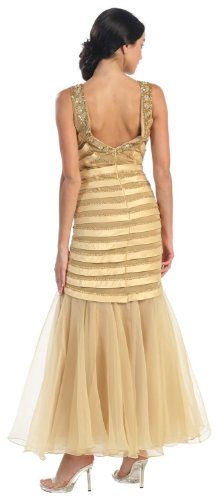 Mother of the Bride Formal Evening Dress